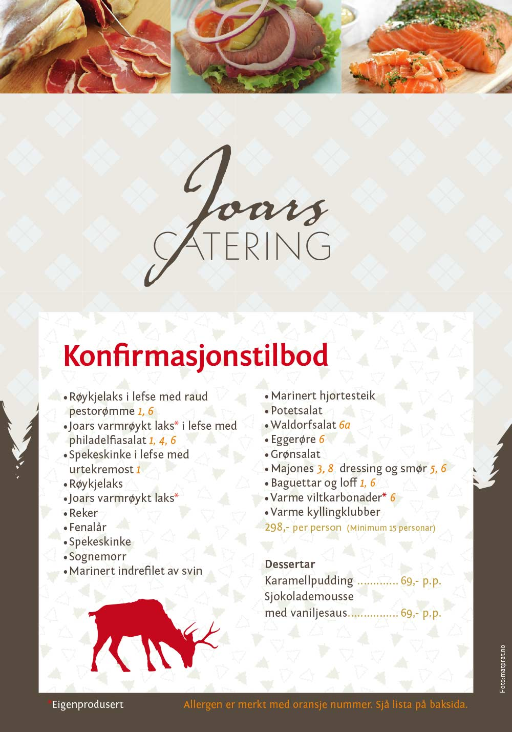 Joars catering